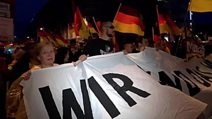 Germany: Far-right pro-Chemnitz rally protest release of stabbing suspect