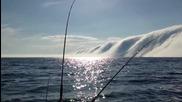 Огромна гъста мъгла в езерото Мичиган