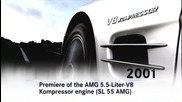 The History of Amg -- Mercedes-benz