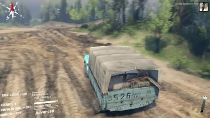Spintires max graphics