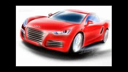 The New Audi R4 Prototype Prev
