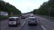 Моста на река Рейн на А1 затворен за камиони