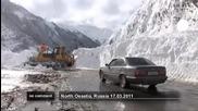 Руснаци предизвикват огромни лавини умишлено!