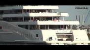 Ето така изглежда най-голямата яхта в света !