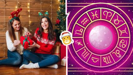 Коледа е тук! А тези зодии са най-развълнувани от празниците! Но защо?