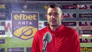 Стефан Христов: Имаме поставена цел да гоним първата шестица