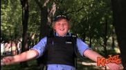 Смях! Малкият полицай глобява - скрита камера