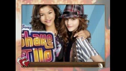 Shake it up za marinah2o