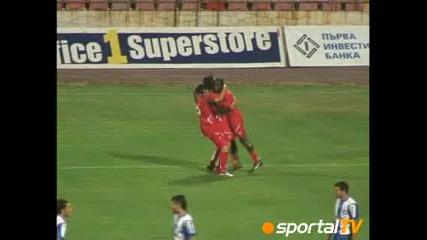 Cska - Spartak Varna 2:0