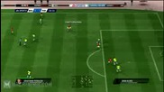 Online Goals Compilation by Themontagekilla _ Federicomachedaonps3 ft Kaka (fifa 11) Sports
