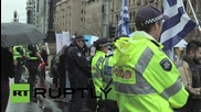 Australia: Melbourne protesters stand in solidarity with Greece