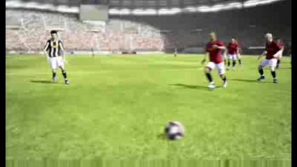 Fifa 09 Official Trailer Very High Quality