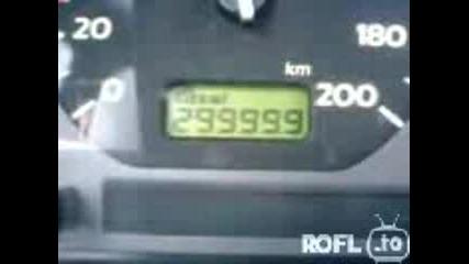 Volkswagen Na 299999km