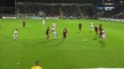 Латвия - Швейцария 0:3 /репортаж/