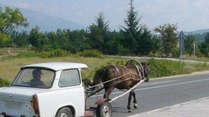 Луд смях по руските пътища! :D
