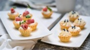 Тарталети със сладка и солена плънка | Бон Апети | 24Kitchen Bulgaria