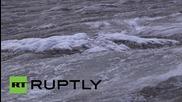 Глетчерът Щубай в Австрия се топи