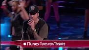 Удивително изпълнение на Джъстин Бийбър на финала на The Voice