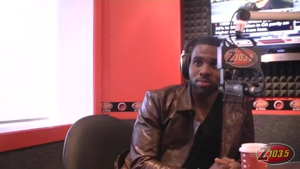 Z103.5 - Jason Derulo Interview