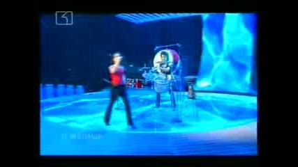 Елица И Стоян - Вода - Евровизия - Финал - 12.05.2007