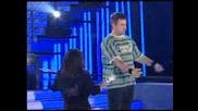 Vip Dance 02.10.2009 Нед и Николета - Танц за оставане