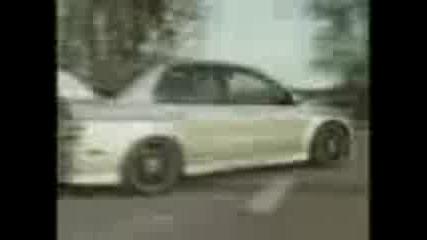 Mitsubishi Lancer Evolution - The Dream.3gp