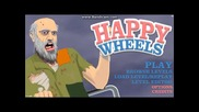 Happy Wheels with avatar and jazz Ep 4