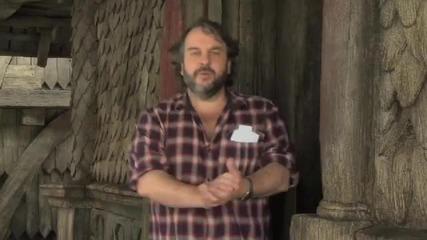 Гледай на живо от Лондон церемонията за гала премиерата на Хобит: Неочаквано пътешествие