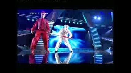 Talent 2008 Dk Finale Robot Boys Winner