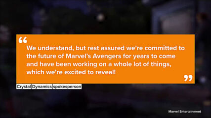 'Marvel's Avengers' will have a long life!