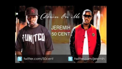 Jeremih Feat. 50 Cent - Down On Me (instrumental)