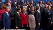 Световните лидери се събраха в Турция
