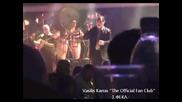 Vasilis Karras Des Ti Apemeine Live