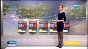 Прогноза за времето (09.04.2015 - сутрешна)