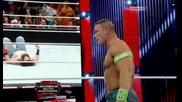 24.03.2014 Първична сила 2 * Wwe Monday Night Raw (24ти март 2014 година)