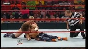 Raw 07/06/09 Edge & Chris Jericho vs Carlito & Primo