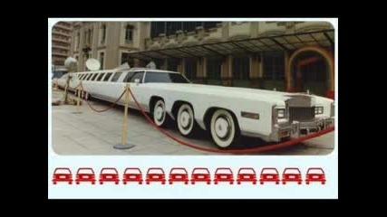 Най - Дългата Лимузина В Света