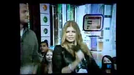 Fergie Представя Токио Хотел По Mtv