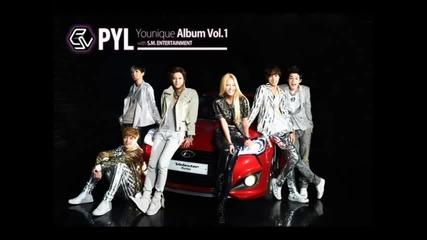 Жестоко ~ Eunhyuk , Hyoyeon , Kai , Luhan , Taemin & Henry - Maxstep ( Younique Album Vol .1 )