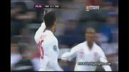 Франция - Англия 0:1 Лескът