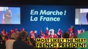Why Macron has high chances of beating Le Pen