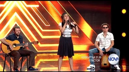 X Factor - четвъртък, 24.09.2015 по Нова