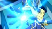 Yu Gi Oh ! Gx Eпизод 93 Ледено сърце I-ва част бг аудио
