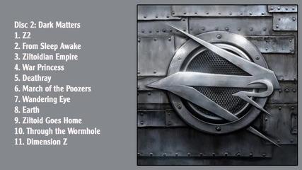 Devin Townsend - Ziltoid 2 / 2014 (цял албум-диск 2 - Dark Matters) (hd)