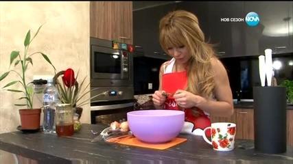"""Мис Плеймейт покорява кухнята на """"Черешката на тортата"""" (29.02.2016)"""