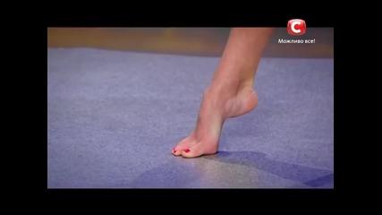 Юлия Бозина - Україна має талант-7 - Седьмой кастинг в Киеве