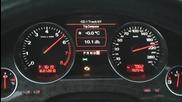 Audi A8l W12 60 Ускорение