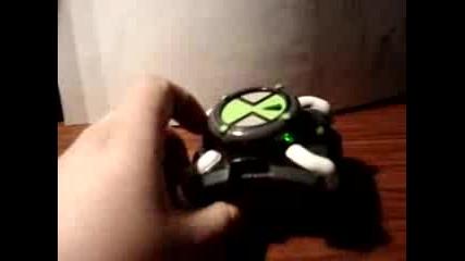 Ben 10 - Omnitrix Toy