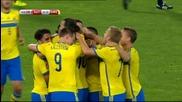 Разширен репортаж от Австрия – Швеция
