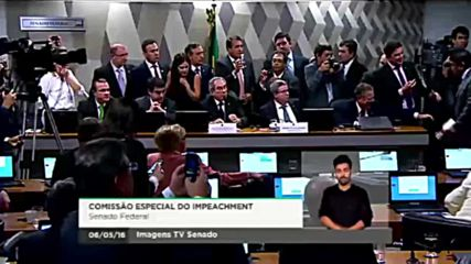 Brazil: Senate approves impeachment process for Dilma Rousseff